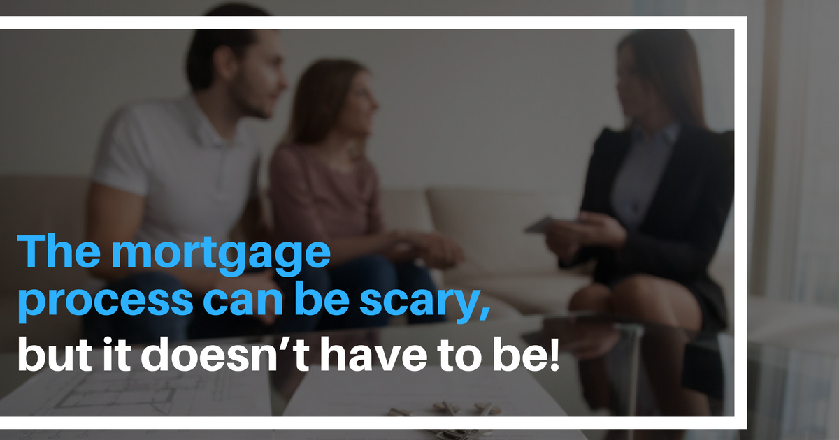 Don't Let Fear Stop You from Applying for a Mortgage